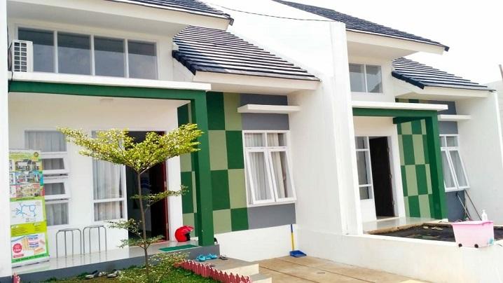 Progres Mekarsari Eco Living Perumahan di Bandung