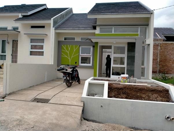 Progres The Green Hill Taman si Bolang Perumahan di Bandung