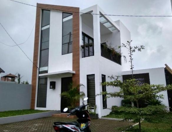 Unit 2 Lantai Perumahan di Bandung Sharia Islamic Highland